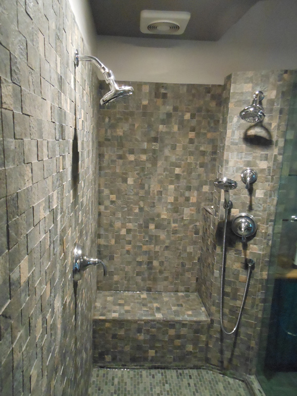 North Vancouver - Shower Reno - Finished