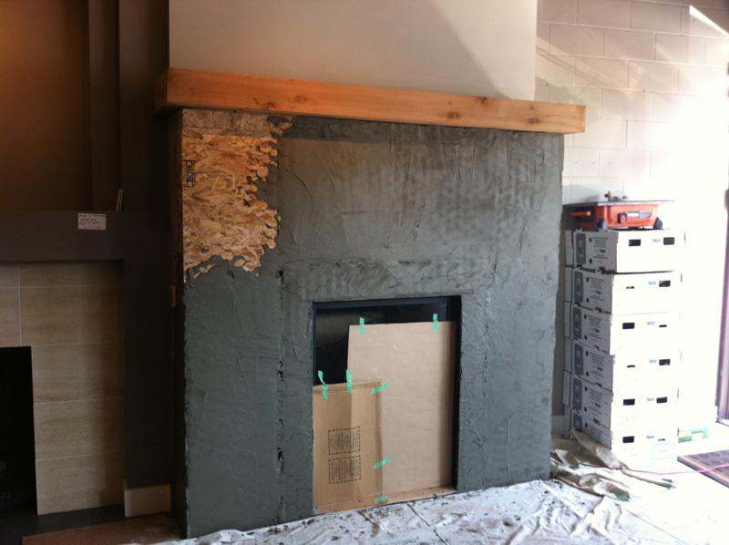 Fireplace - Construction